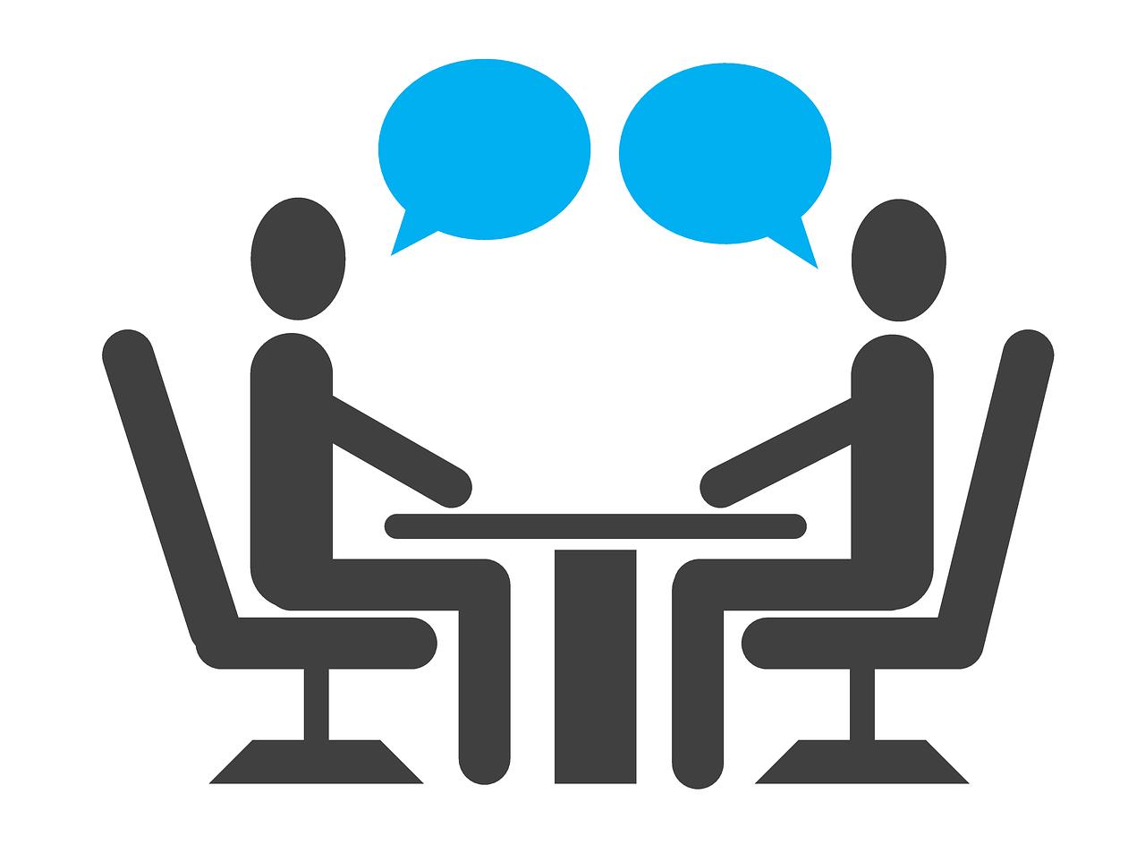 entrevista de trabajo ejemplo
