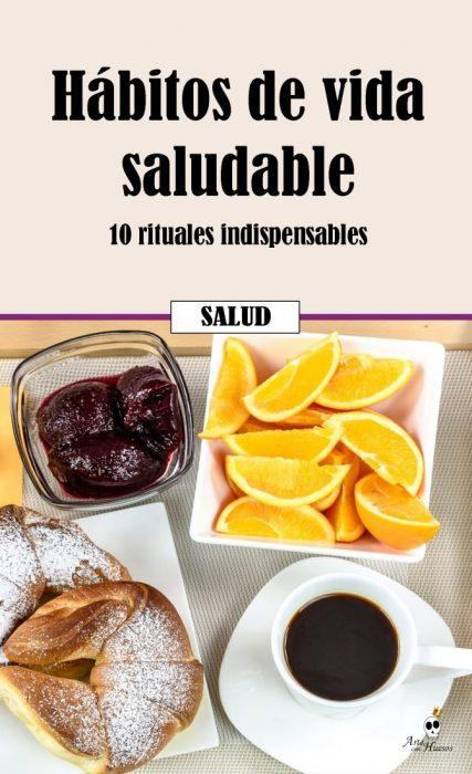 ❤️ Hábitos de vida saludable   10 rituales indispensables