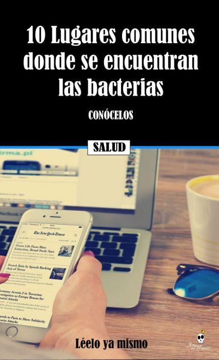donde se encuentran las bacterias