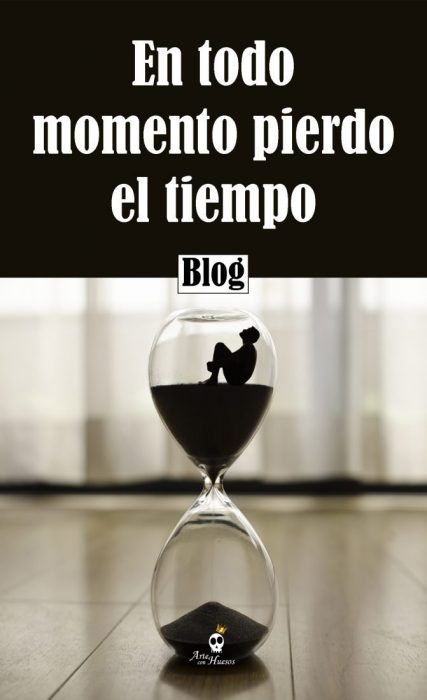 pierdo el tiempo