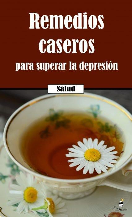 Remedios caseros para superar la depresión