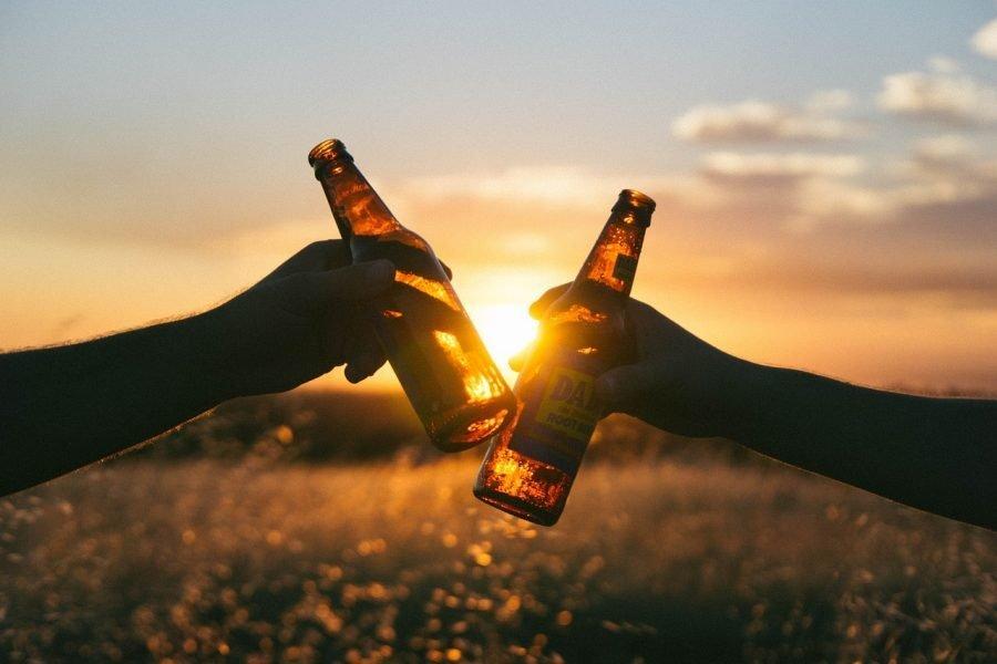 cervezas entre amigos