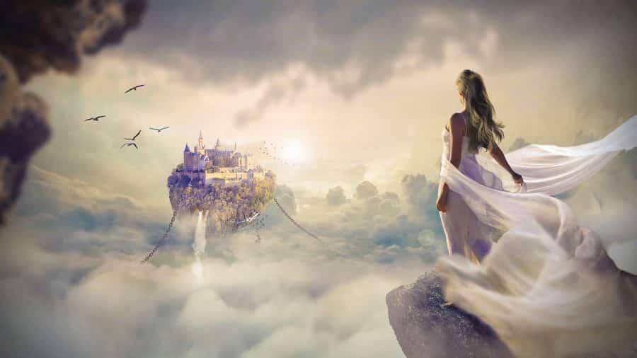 el cielo o paraíso