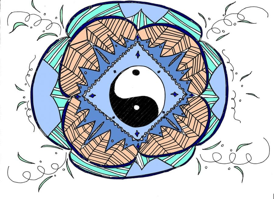 el ying yang