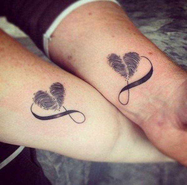 tatuarte con tu pareja