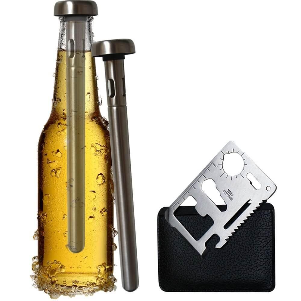 Enfriador de botellas de cerveza regalo hombre
