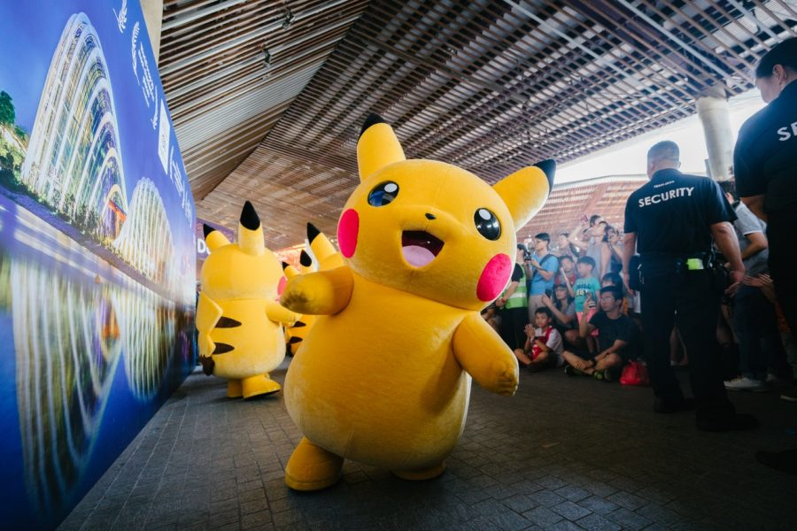 idea de negocio pikachu