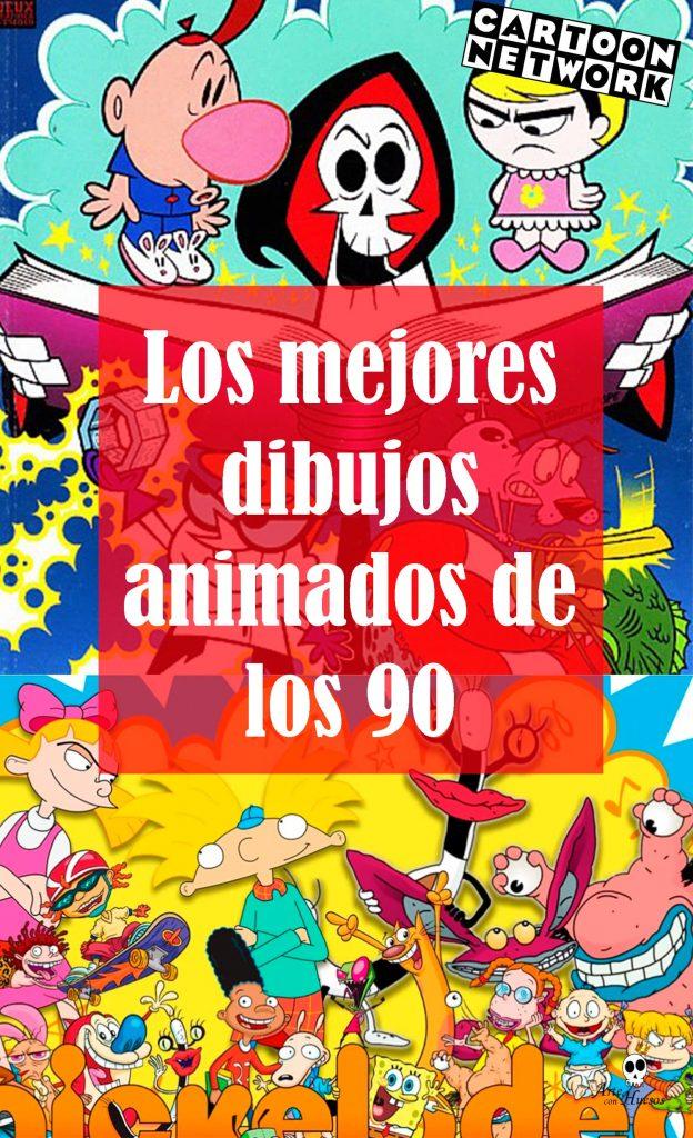 los mejores dibujos animados de los 90
