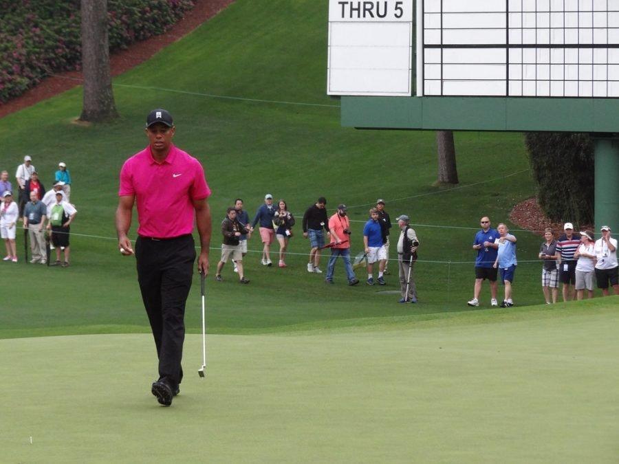 Tiger Woods mejores deportistas de la historia
