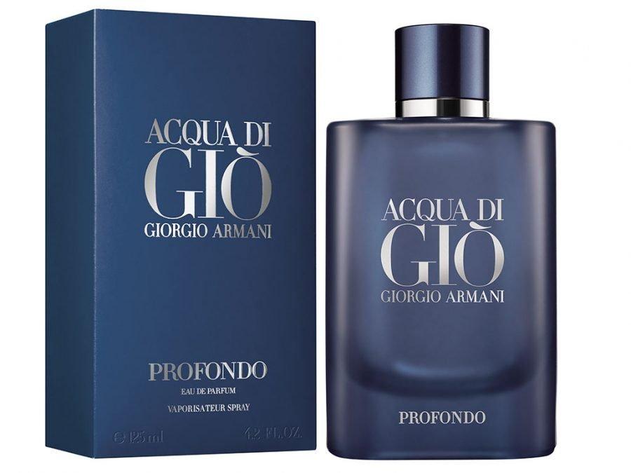 Acqua di Giò Profondo de Giorgio Armani locion hombre