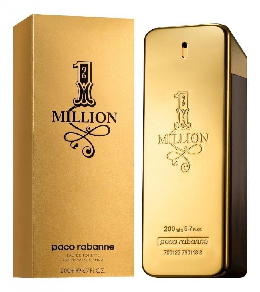 One Million de Paco Rabannen loción hombres