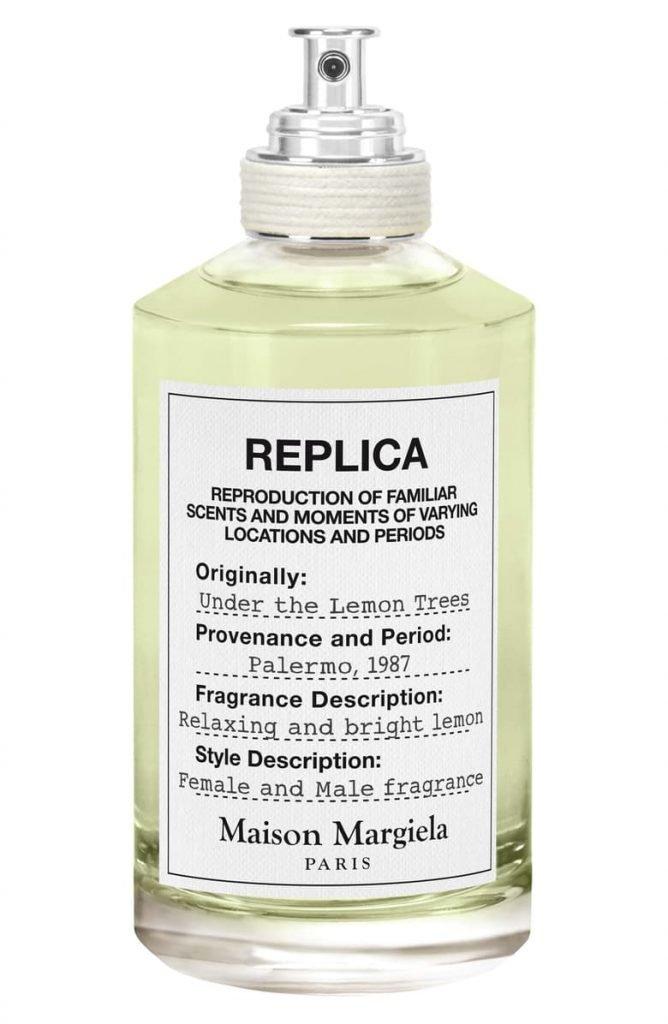 Replica Under the Lemon Trees de Maison Margiela agua de baño masculina