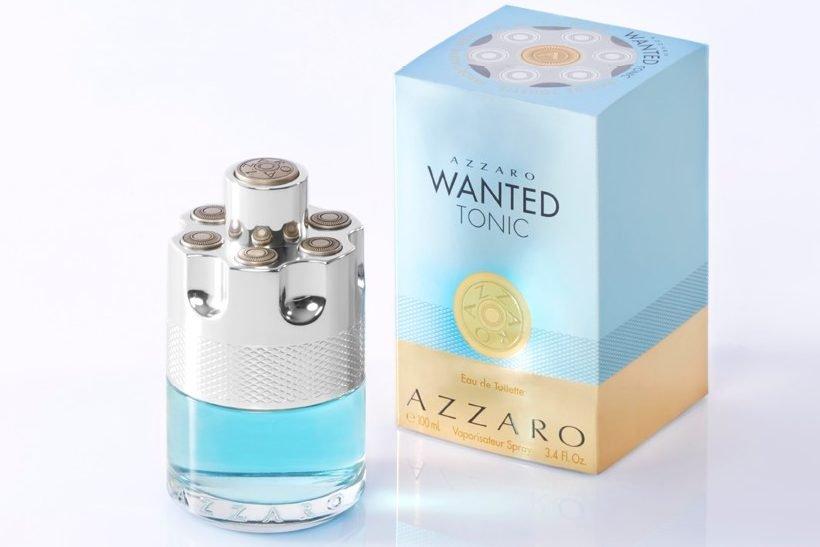 Wanted Tonic de Azzaro mejores perfumes para hombre